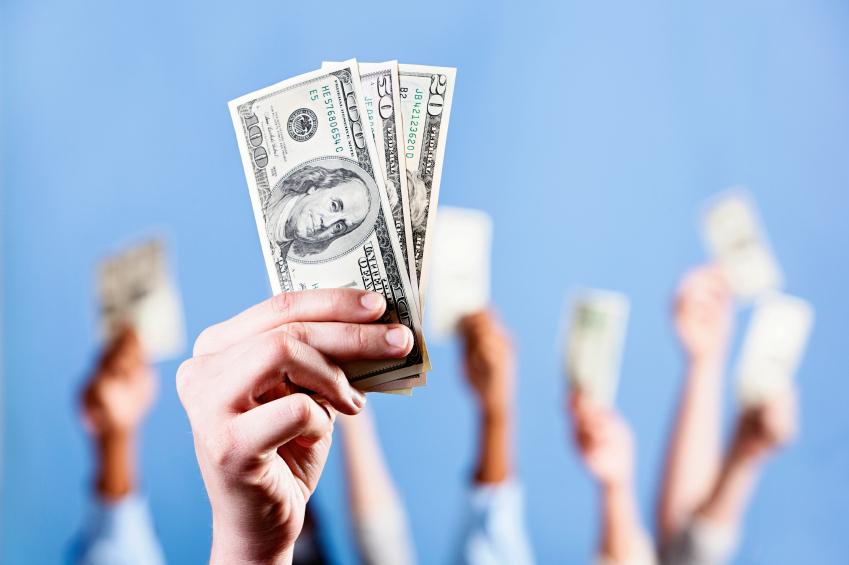 Bidders Turn to Hard Money Lenders